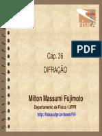Cap.36 - Difracao