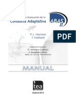 Aporte Manual ABAS-II