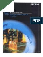 BRC-IOP Norma Mundial Para Envases y Material de Envasado