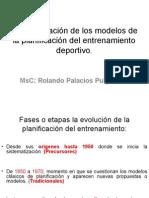 Caracterización de Los Modelos de La Planificación Del Entrenamiento Deportivo