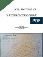 Graphical Plotting of Psychrometric Chart