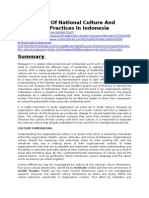 Leadership Practices in Indonesia