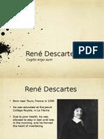 Science Essays Topics Hzt U Rene Descartes Methods Thesis Statement Examples Essays also Essays Examples English Descartes Essay  Philosophy Of Self  Ren Descartes English Language Essays