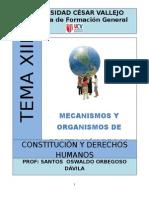 Módulo 13 Derechos Políticos y de Participación Ciudadana 2014