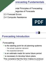 Bolton - Forecasting 1