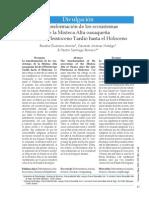 Mixteca Pleistoceno CyM 40