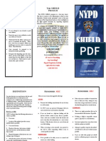 NYPD - Active Shooter Brochure
