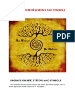 Upgrade On Reiki Systems and Symbols