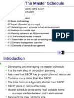 S&OP AND MASTER SCHEDULING.ppt