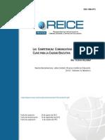 Dialnet REICE Las Competencias Comunicativas (Int)