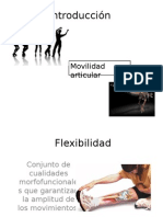 Taekwondo flexibilidad