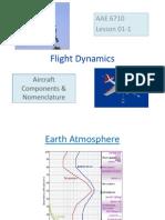 Atmosphere Nomenclature