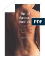 [BL] Spinal Manipulation Made Simple A Manual of Soft Tissue Techniques#2.pdf