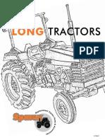 bush for LONG Steering set bearing Universal UTB tractors 445 530 640 seal