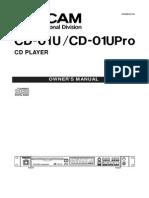 CD-01UPRO