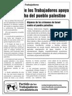 Volante Nacional Palestina Partido de los Trabajadores