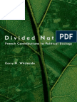 Whiteside, Divided Natures, French Contributions to Political Ecology