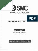 SMC - Manual de Estudio (Tecnología Neumática)