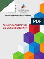 Conferencia Mundial sobre Atencion y educ. a la Primera Infancia (AEPI).pdf