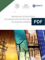 Becas Sector Energético en México