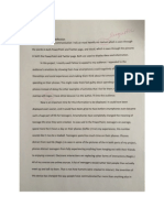 multi-genre project reflection draft 1