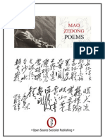 Poemas de Mao Ze Dong