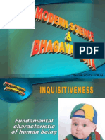 Modern Science and Bhagvad Gita