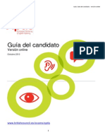 Aptis Candidate Guide Oct 2013