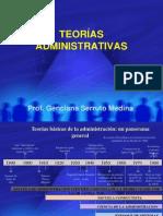 TEORIA BUROCRÁTICA