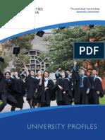 Uni Profiles April 2015