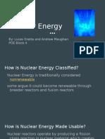 nuclear energy engineering