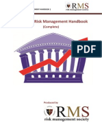 TOP Risk - Enterprise Risk Management Handbook (Complete)
