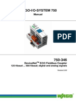 Wago 750 346 Manual