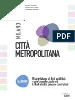 Milano Città Metropolitana - Partecipate