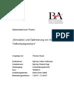 Simulation und Optimierung von Arrays aus Tieftonlautsprechern