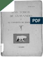 Historia Del Los Toros de Guisando y Monasterio de Los Jerónimos