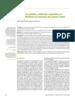 Genes y Epigene Tica en TEA