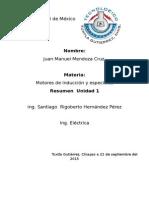 Instituto Nacional de México(Unidad 1)
