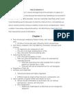 class evaluation 2