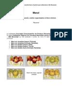 Marul - Studiu Comparativ, Analize Organoleptice Si Fizico-chimice