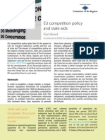07 EU Competition Policy and State Aids