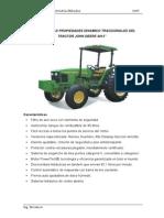 Proyecto Del Tractor Agricola