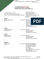 TAITZ v OBAMA (QW) - 18.2 - Exhibit 2 Cook MD Ga Docket - gov.uscourts.dcd.140567.18.2