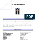 Valentina Herrera Mendoza
