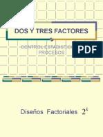 c6 Dos y Tres Factores