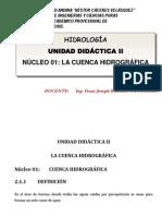 Unidad Didáctica II Hidrologia (1)