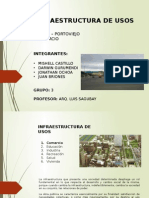 Infraestructura de Usos