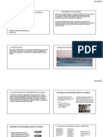 Microsoft Powerpoint - 7 Transporte Multimodal