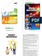 energy resources 5-6 nf book high