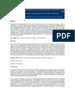 Tendencias Epistemológicas de La Investigación Científica en El Siglo XXI